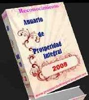 Premio Reconocimiento Anuario de Prosperidad Integral