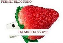 PREMIO AL BLOG FRESA BYT mas chico 2