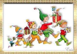 Origen duendes navide os irlanda reino de las hadas y for Gnomos navidenos