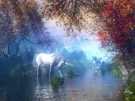 unicornio secret_valley
