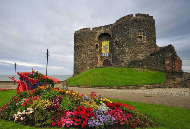 Viaje-a-Irlanda-del-Norte-visita-al-castillo-de-Carrickfergus