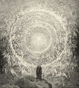 Ilustración de la Divina Comedia