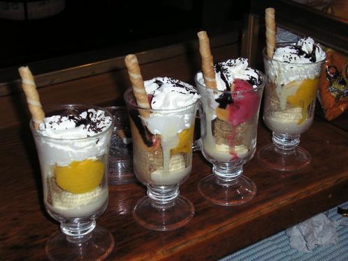 helados copas