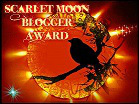 ºPremio al Blog – Scarlet Moon Award