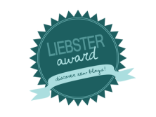LIEBSTER AWARD DISCOVER NEW BLOGS SILVIA 30 05 16