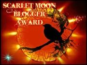 Premio al Blog – Scarlet Moon II