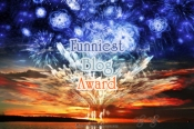 PREMIO AL BLOG – FUNNIEST AWARD