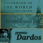 PREMIOS AL BLOG (ii) – Sisterhood, Dardos e Inspiring