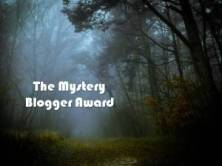 PREMIO BLOG – MYSTERY BLOGGER AWARD